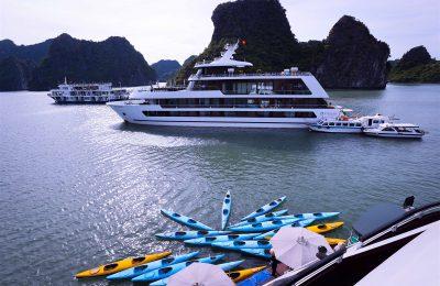du thuyền Le theatre -vinhlanha.com