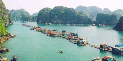 làng chài cửa vạn - vinhlanha.com